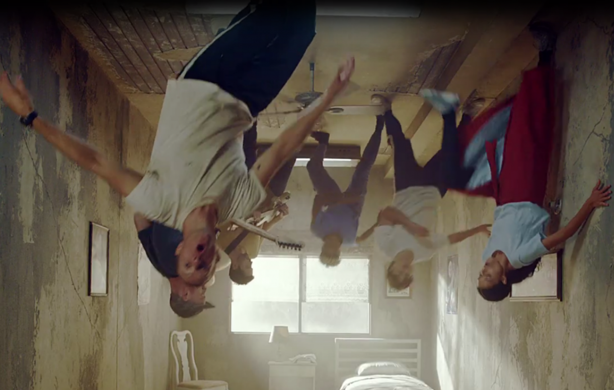 Coldplay's New Video